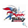 Autoaufkleber MIGHTY Mallory, Aufkleber MIGHTY Mallory
